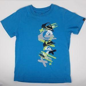 Quicksilver | Teal T-Shirt